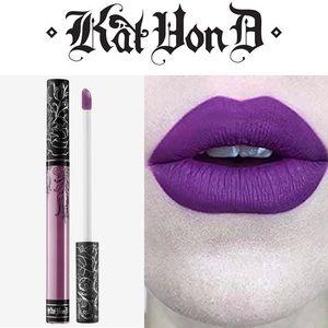 Kat von d everlasting lipstick ( susperia )